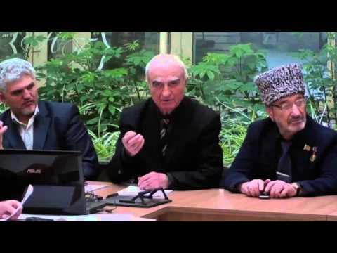 """les mystères et les horreur de la guerre tchétchénie   new  """"doc choc"""" 2015"""