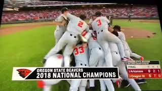College Baseball Dogpiles