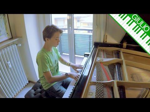 Spanish Pop Piano Medley Enrique Iglesias J Balvin Nicky Jam