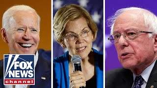 2020 candidates working to qualify for first Democratic presidential debate
