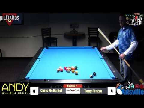 Chris McDaniel vs Tony Piazza Part 1