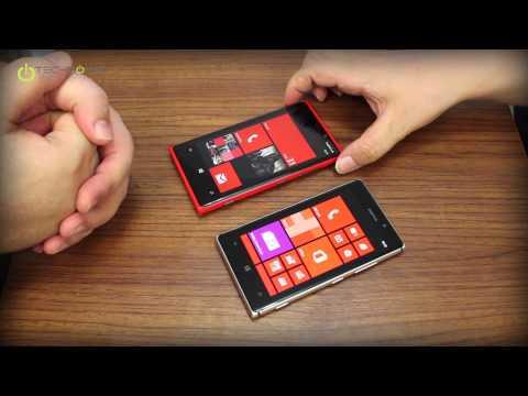 Nokia Lumia 925 İncelemesi