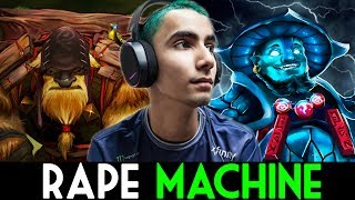 OMG Rape Machine 2 Games 20 Min by SumaiL VS iG EPICENTER Dota 2
