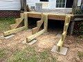 170602 Deck Steps