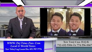 6/10/21. Hmong Poob Dej Tuag/Israel Tua Syria/Mongolia Xaiv Nom/Phab Mab Cov Teeb Meem Kub Ntxhov.
