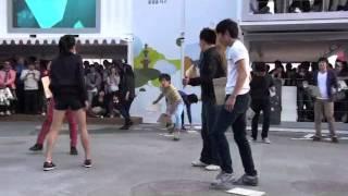 Korean Shuffle/Dancing