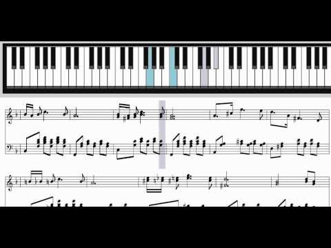 Learn Schubert's Serenade for Piano (tutorial)