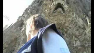 バルセロナ観光局が協賛するバルセロナガイド協会による、ガウディツア...
