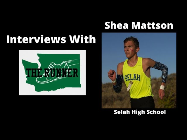Interviews with The Runner WA: Selah's Shea Mattson
