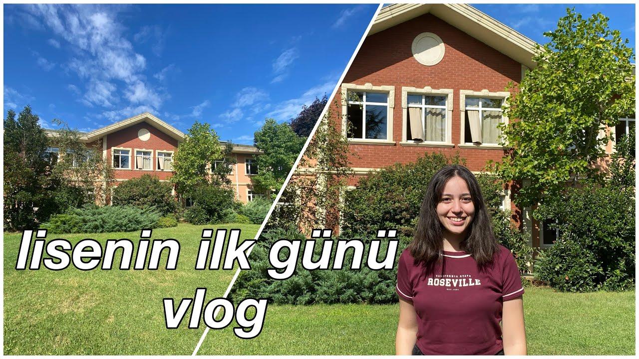 Lisenin İlk Günü✨ | vlog | Duru Üst