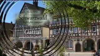 Glatttal, Dornstetten, Glatt Schwarzwald highlights compact
