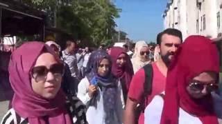 20160910 SAYANG // TURKEY BOSNIA MALAYSIA