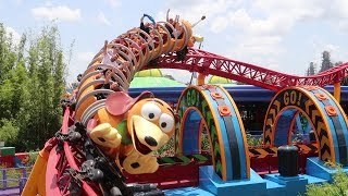 How Has The Opening Of Toy Story Land Affected The Rest Of Disney's Hollywood Studios?