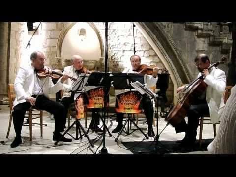(1/4) Tschaikowsky - String quartet No. 2 in F major, Op. 22