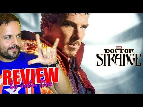 Doctor Strange - CRÍTICA - REVIEW - John Doe - Doctor Extraño - Marvel - Spoiler