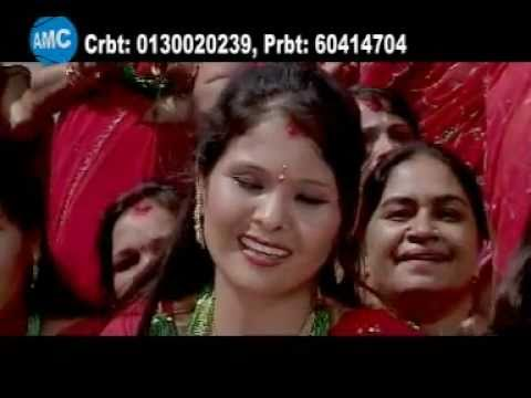 Nepali Teej Song 2011: Saree Kindeuna....by Krishna BC.......Full video