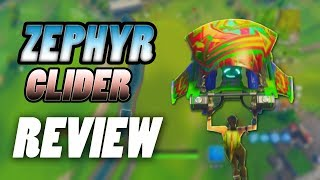 *RARE* Zephyr Glider (REVIEW) | Fortnite Battle Royale