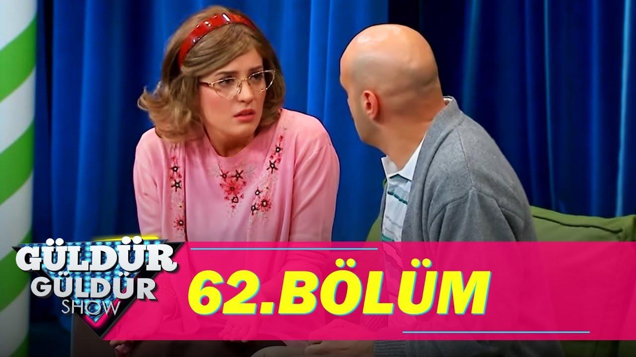 Güldür Güldür Show 62 Bölüm Full Hd Tek Parça Youtube