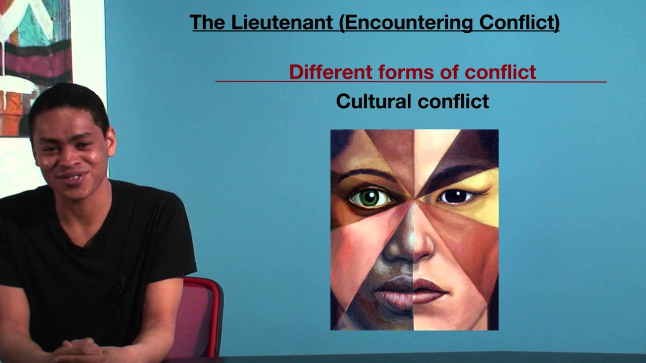 vce english the lieutenant encountering conflict vce english the lieutenant encountering conflict