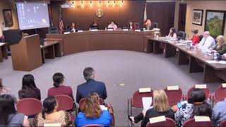 PUSD Board Meeting 6-10-19