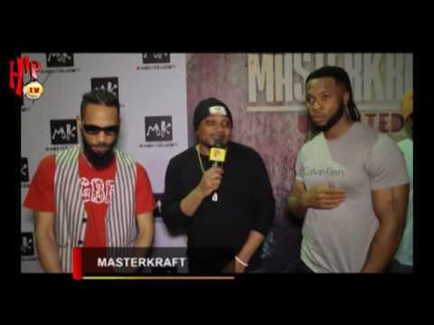 CHECKOUT MOMENTS FROM MASTERKRAFT'S ALBUM LISTENING PARTY (Nigerian Entertainment News)