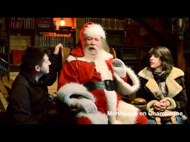 Châlons-en-Champagne et alentours - Rencontre avec le Père Noël et marché de Noël