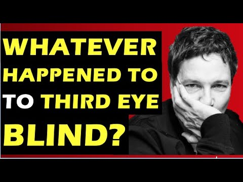 Third Eye Blind  Whatever Happened to the Band & Stephan Jenkins