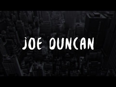 Joe Duncan - Paris