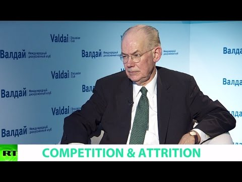 COMPETITION & ATTRITION - Ft. John Mearsheimer, Professor of Political Science