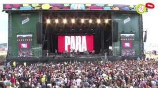 Para - Live at Bažant Pohoda Festival 2015