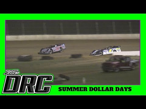 Florence Speedway | 6/16/18 | Crate Late Model Feature | Summer Dollar Days