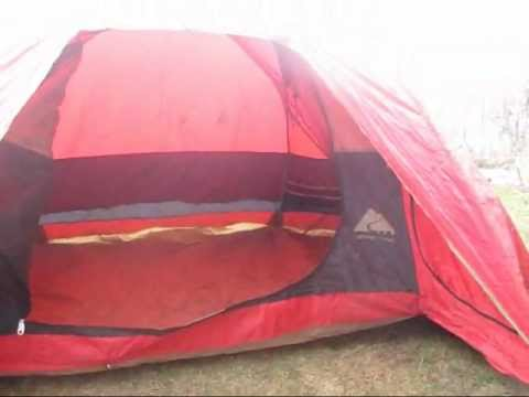 Ozark Trail Sports Dome Tent 9X8 & Ozark Trail Sports Dome Tent 9X8 - YouTube