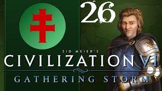 sb plays civilization 6 gathering storm 26 matthias corvinus of hungary