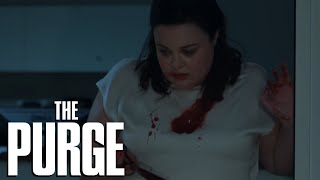 Video The Purge (TV Series) | S 1 Ep 3: Allison Purges Her Coworker As Jane Watches (3/5) | on USA Network download MP3, 3GP, MP4, WEBM, AVI, FLV September 2018