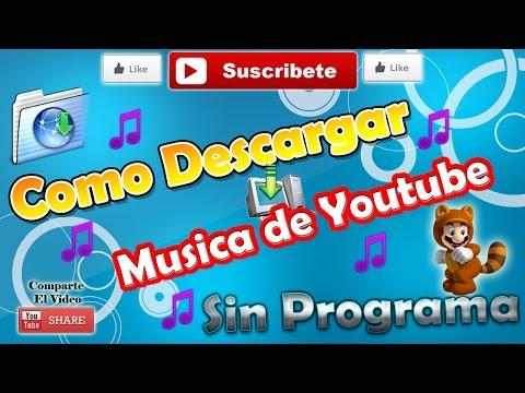 descargar-musica-gratis-de-youtube-2016-sin-programas---bajar-canciones-de-youtube