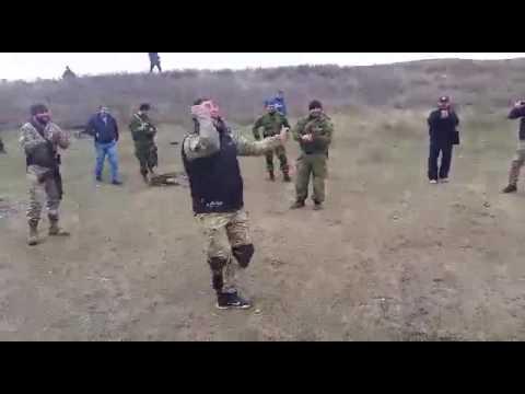 танец в горах ингушетии,джейрах