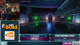 "Agdq 2017 Azorae, The Turing Test: ""there Was A Donation Incentive!"""