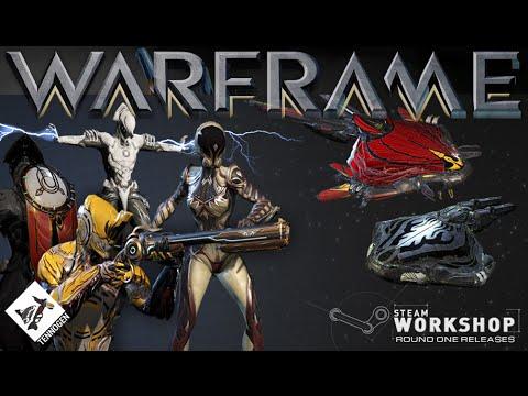 Warframe - Tennogen Steam Workshop Round 1 (Worth It?) - YouTube