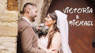 Victoria & Michael | Wedding Film | Stanwick Hotel