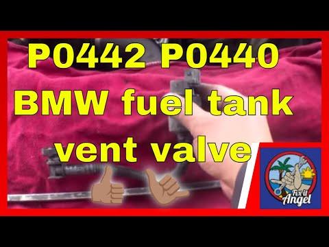 P0442 P0440 Fuel Tank Vent Valve Replacement BMW 328i√ Fix it Angel