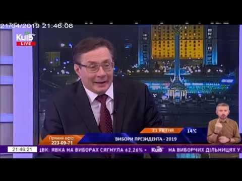 Телеканал Київ: 21.04.19 Телемарафон ч.14