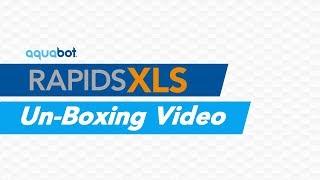 Aquabot Rapids XLS Unboxing Video