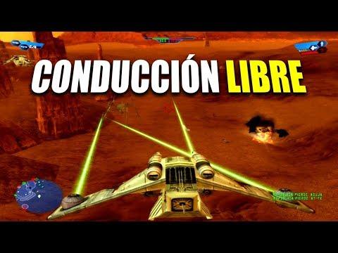 CAÑONERA LAAT: CONDUCCIÓN LIBRE en STAR WARS BATTLEFRONT thumbnail
