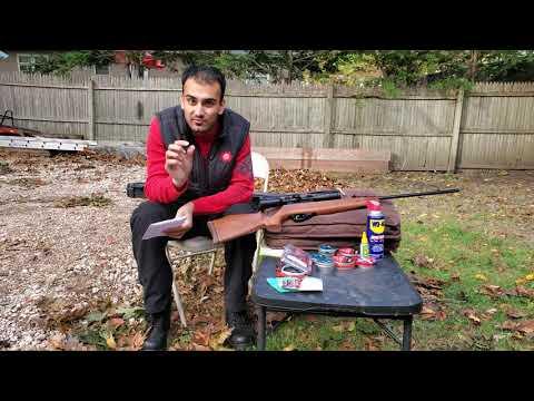 Weihrauch HW90 .22 Airgun (Honest Review) PART 2