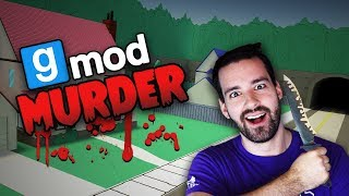 Question Game + Ready Or Not Here I Come! (Gmod Murder #175)
