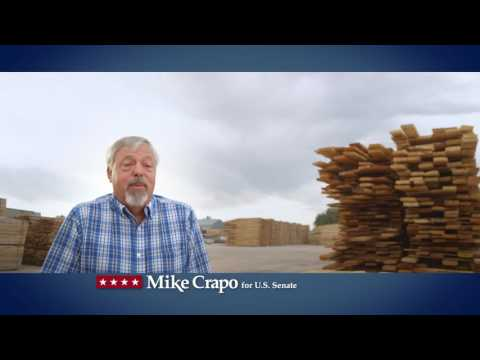 Mike Crapo for Senate | Jensen Mill
