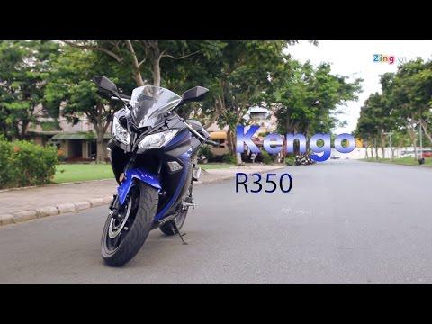Chạy thử xe thể thao giá rẻ Kengo R350 tại Việt Nam
