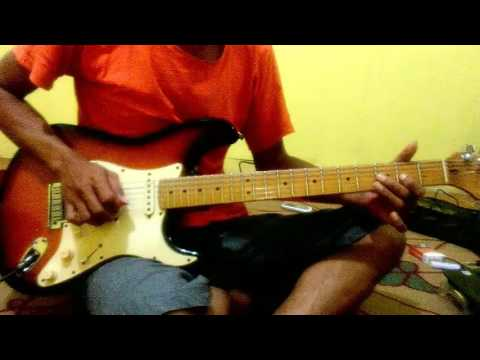 Salem iklim -Elusan cinta (guitar cover)