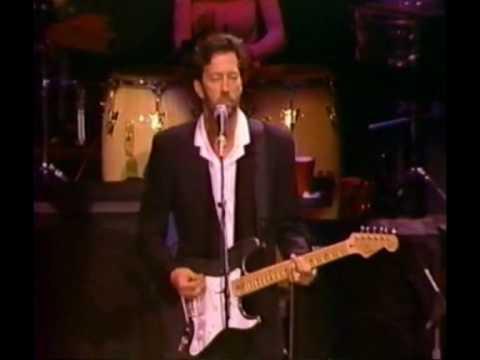 Eric Clapton & Mark Knopfler  After Midnight San Francisco 88