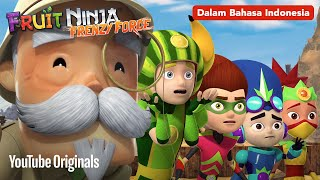 Bola Pupa Besar- Fruit Ninja Frenzy Force (Ep. 7)